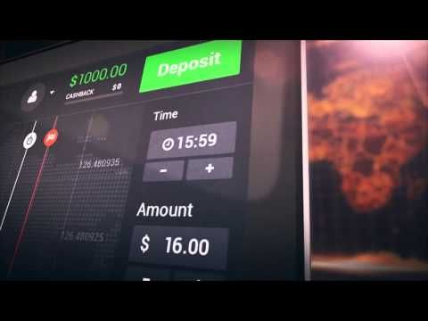 Binary trading sign up bonus