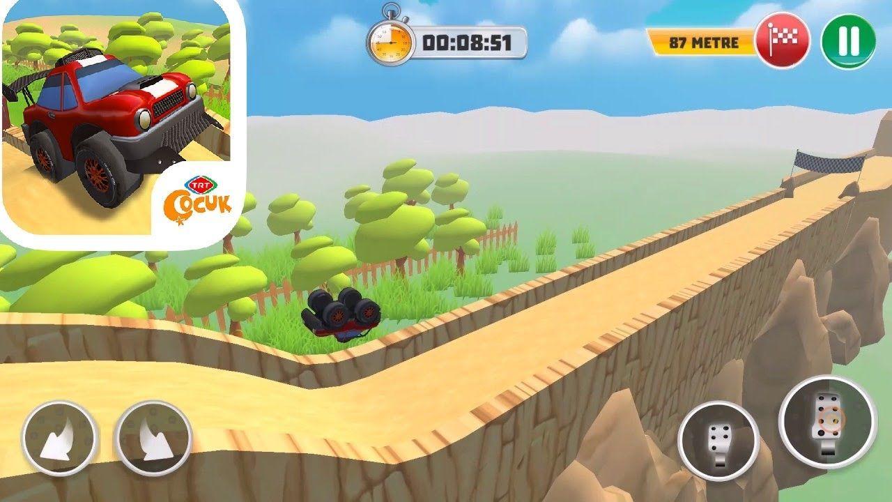 Trt Cocuk Yarisci Oyunu Yeni Bolum Oyun Animasyon Oyunlar