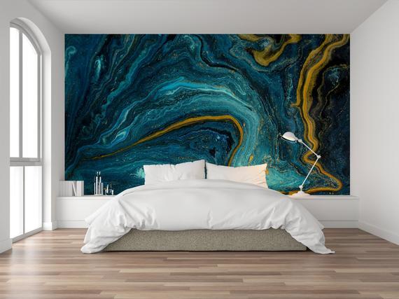 Peel And Stick Wall Mural 029 Etsy In 2021 Wallpaper Wall Murals Vinyl Wallpaper