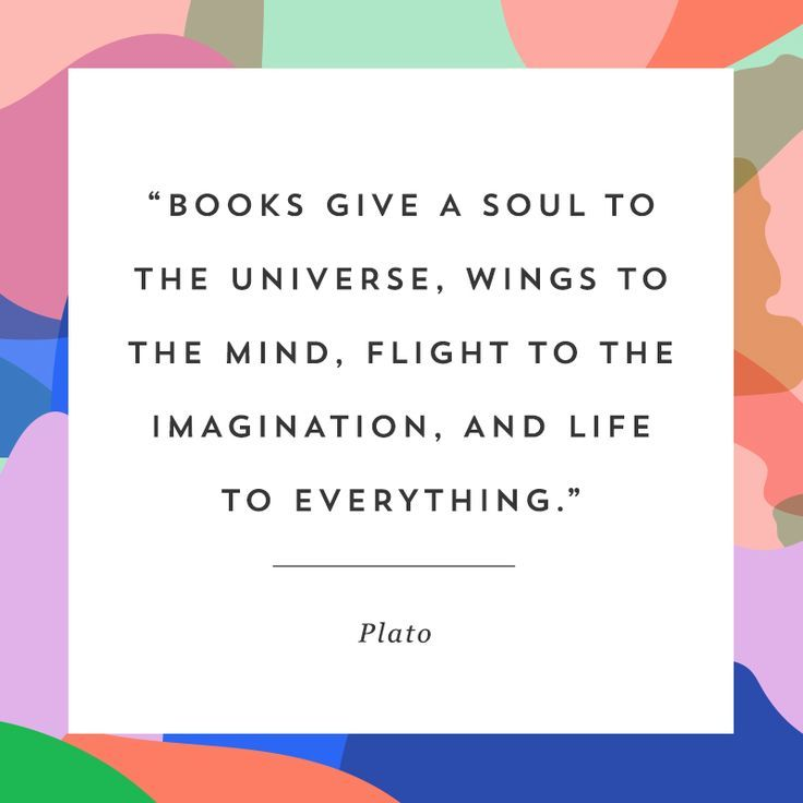Quotes To Write In Books For Baby: 15 Quotes To (Re)ignite Your Love For Reading