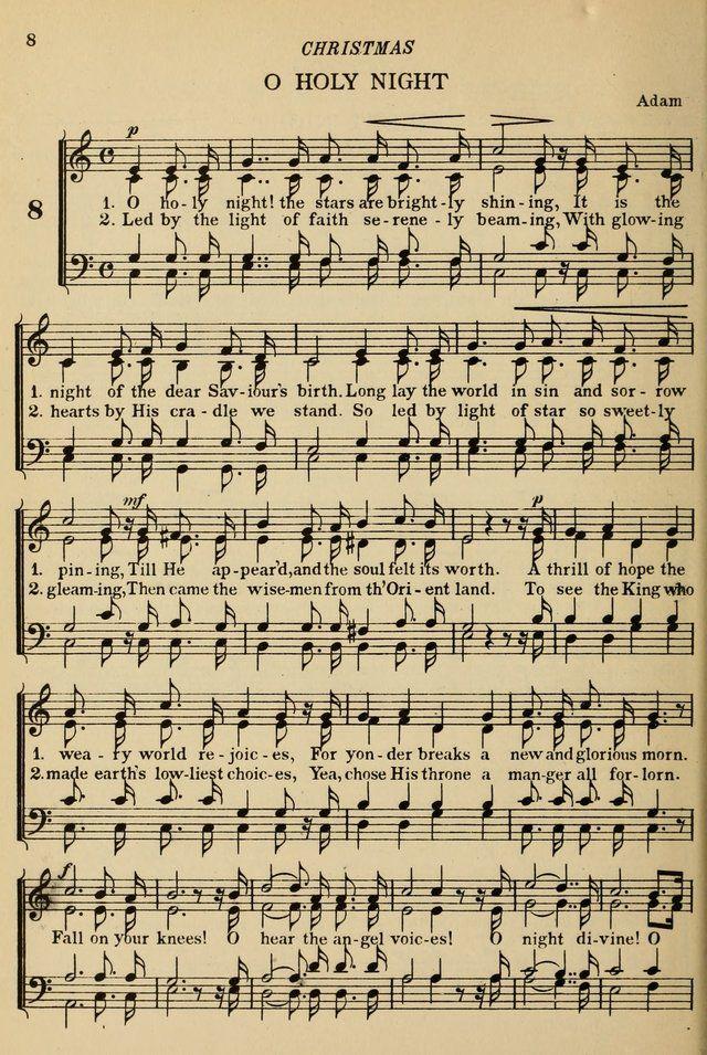 o holy night pdf music