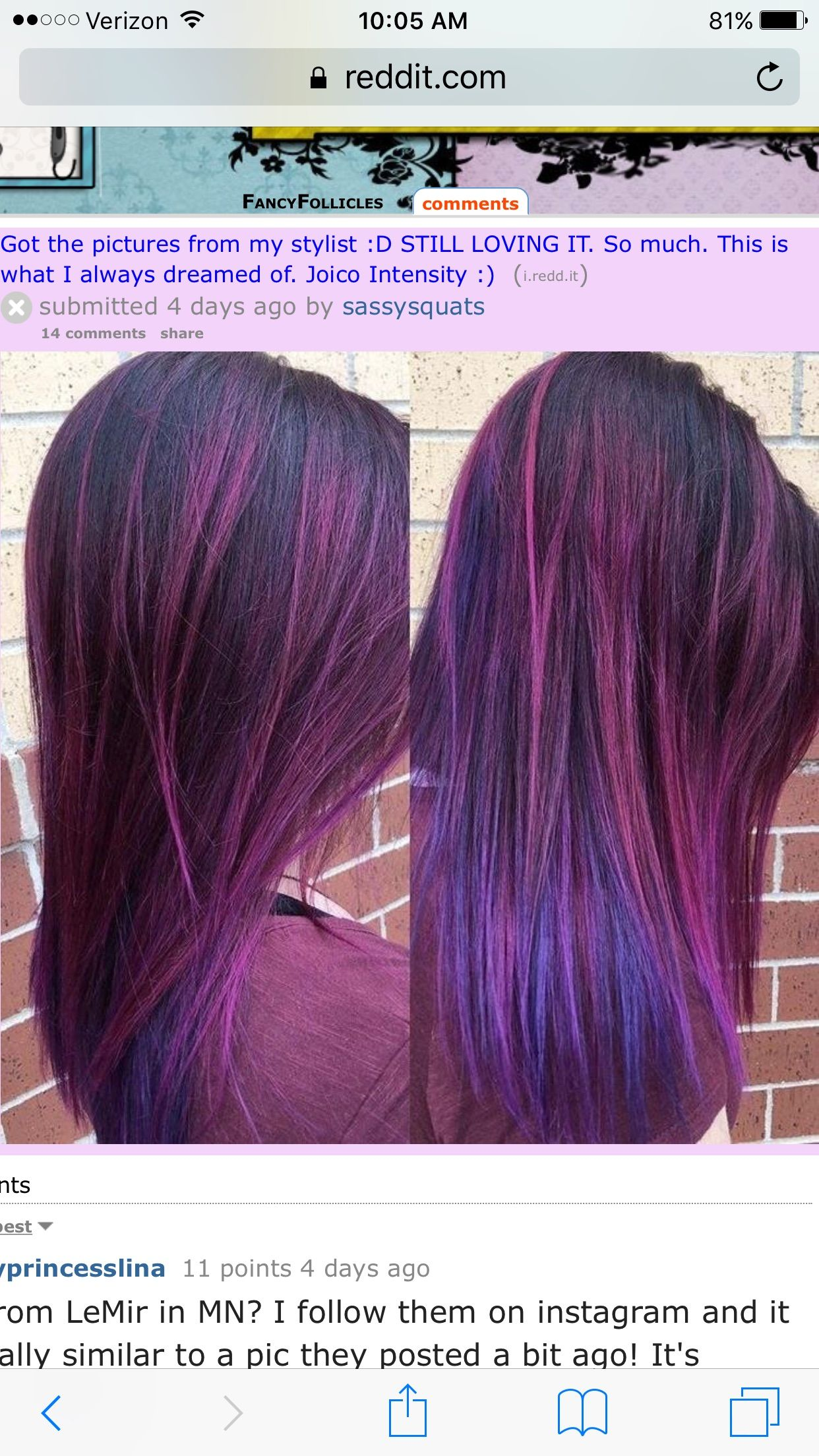 Pin By Bertha Dejong On Dyed Hair Dyed Hair Hair Styles Hair Color