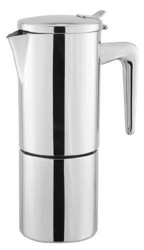 Cuisinox Alpha 10Cup Espresso Coffeemaker * Visit the image link more details.