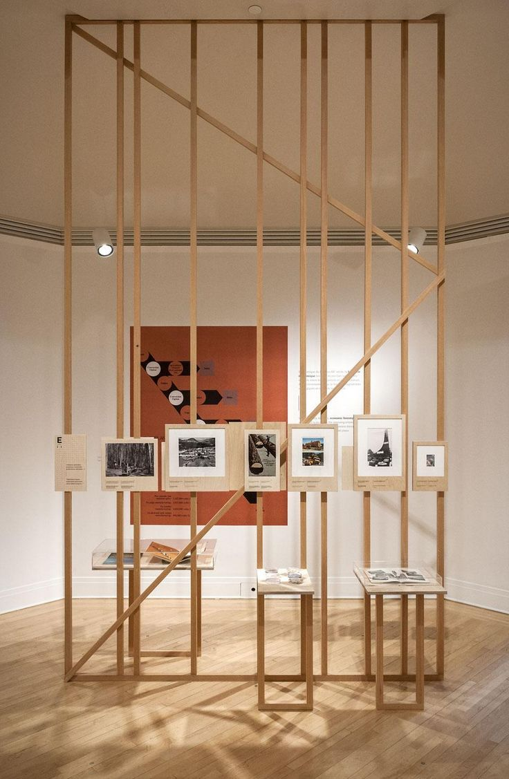 Tout D Abord Les Forets Exhibition Display Design Exhibition