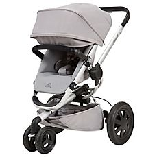 image of Quinny® Buzz™ Xtra 15 Stroller in Gravel Grey