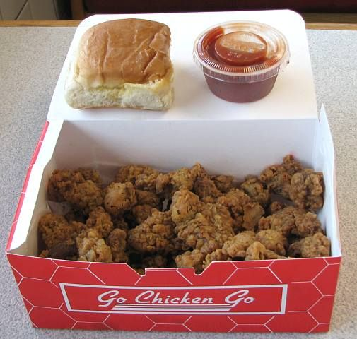 I Miss Gizzards And Fried Shrimp Sometimes As A Vegetarian Those Are The Only Two Though Yumm