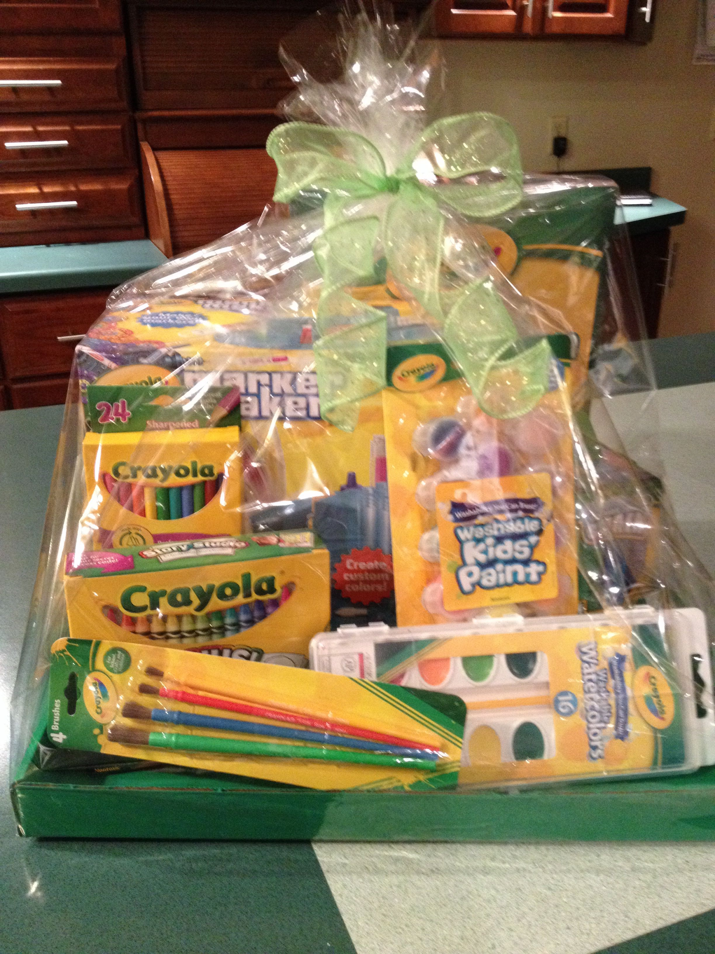 raffle basket | baskets | gift baskets, raffle baskets, auction baskets