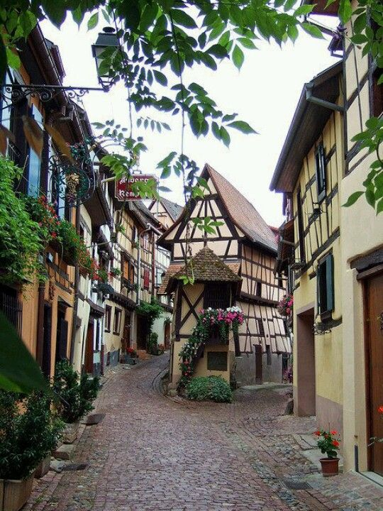 Yo quiero una villa en Francia...