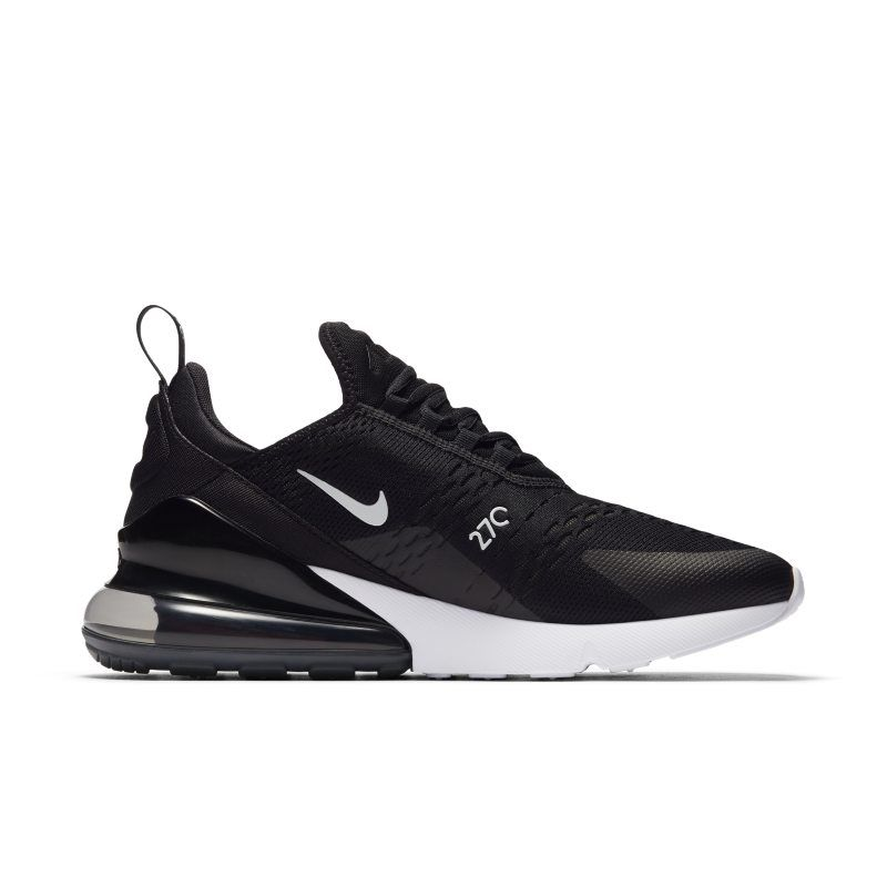 low priced e92f5 eb6aa Nike Air Max 270 Men s Shoe - Black