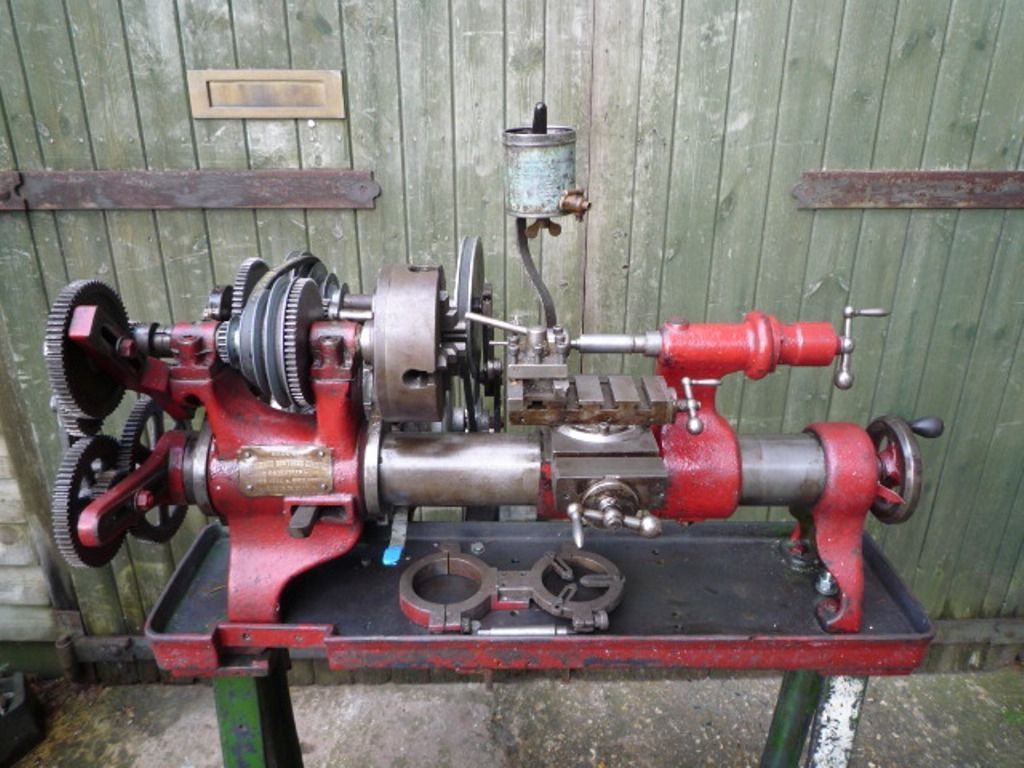 DRUMMOND MODEL MAKERS LATHE. eBay Machine tool