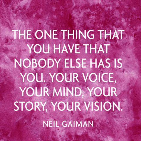 Quotes About Knowing Yourself Neil Gaiman Quotes Quotable Quotes Super Soul Sunday
