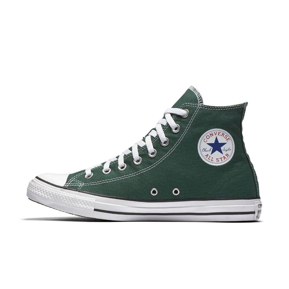 c18f39a8c2a Converse Chuck Taylor All Star High Top Shoe Size 15 (Green) - Clearance  Sale