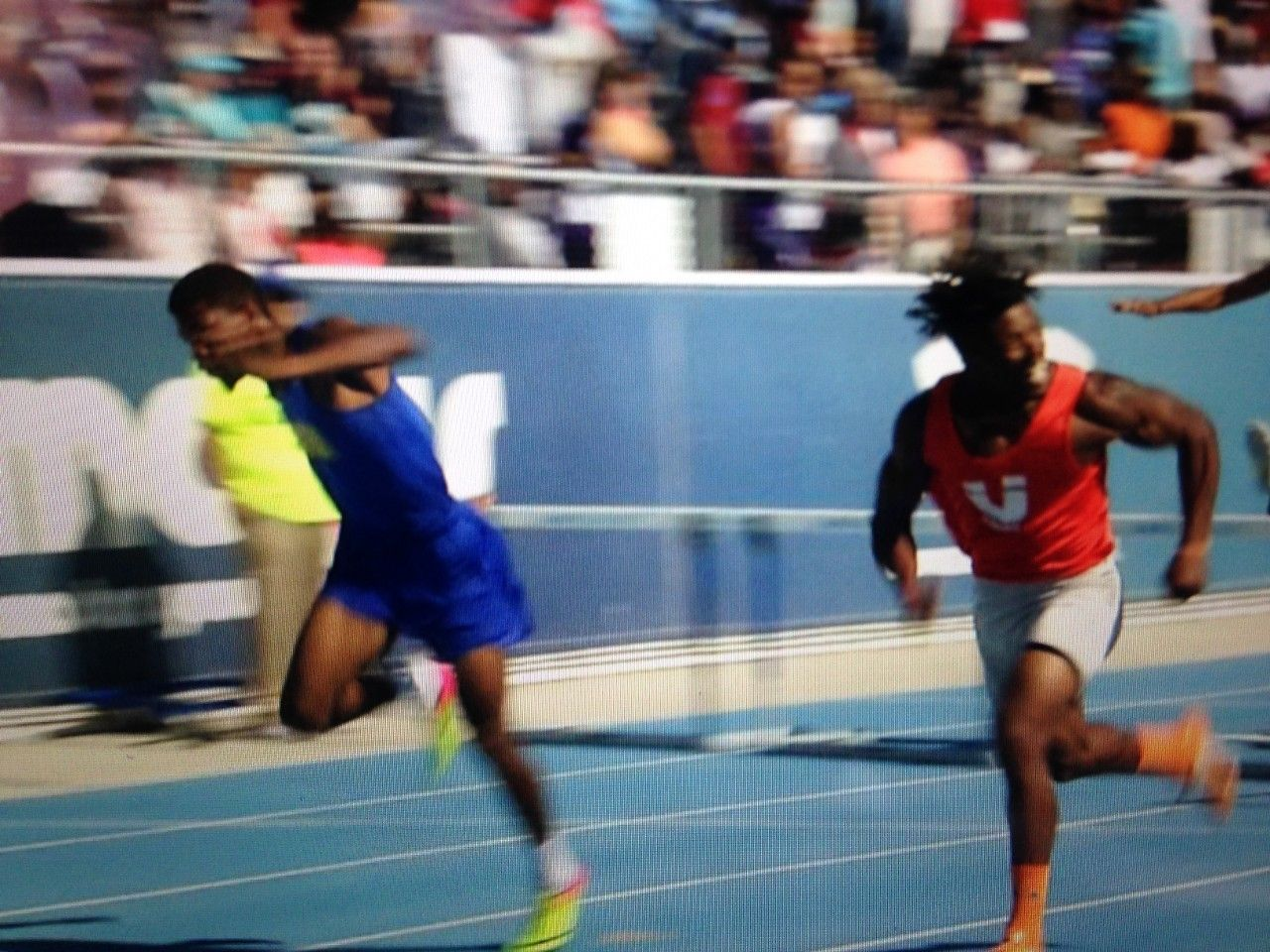 State Track and Field Championships Day 2 Track and