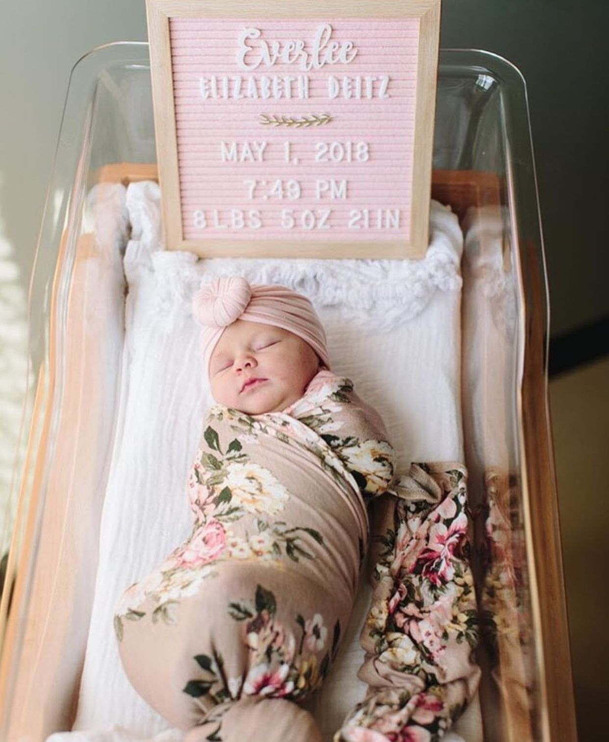 Pin By Gemma On Babies Baby Girl Announcement New Products Pictures