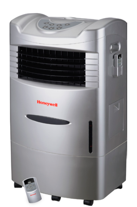 at my home climate honeywell cl201ae indoor portable swamp cooler is available this cooler