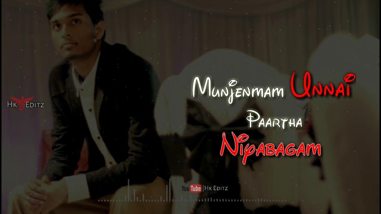 Muttu Muttu Tamil Album Status Teejay Hk Editz Song Status Album Songs