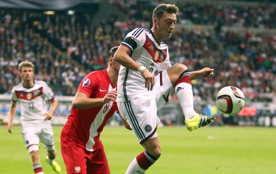 Fußball Polen Deutschland