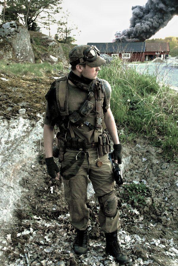 Wanderer gear first draft by ~Sharpener on deviantART