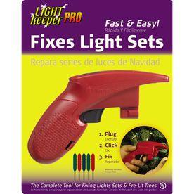 Lightkeeper Pro Light Bulb Tester Fix Christmas Lights