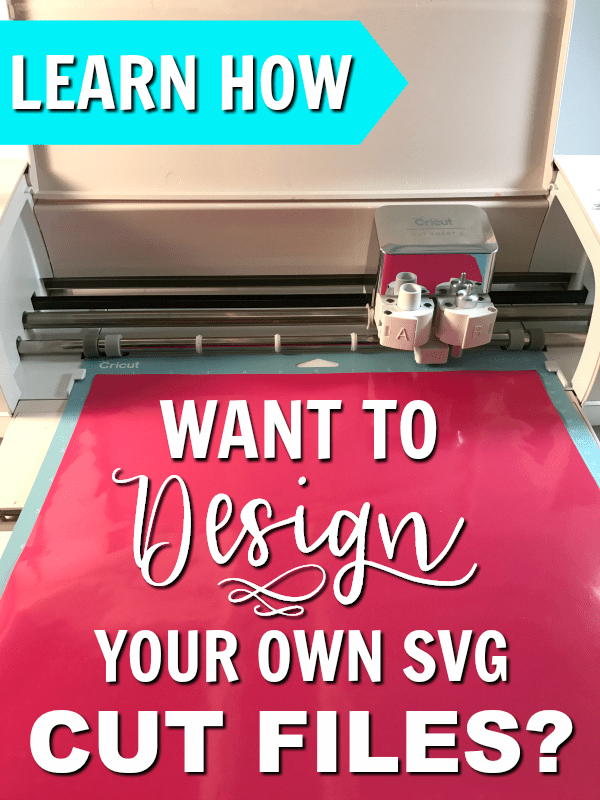Learn How To Make SVG Files Daily Dose of DIY Cricut