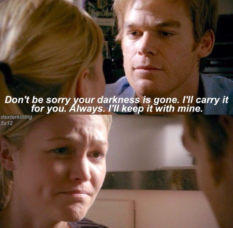 Dexter Last Scene Of Season 7 Dexter Seasons Dexter Morgan Showtime Tv