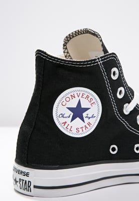 CHUCK TAYLOR ALL STAR HI - Sneakers hoog - black @ Zalando ...