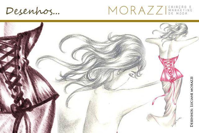 Ilustração Luciane Morazzi para matéria http://www.marciogreff.com.br/moda-beleza/93/mulher_de_dama_da_sociedade_a_guerreira_do_mundo_moderno.html