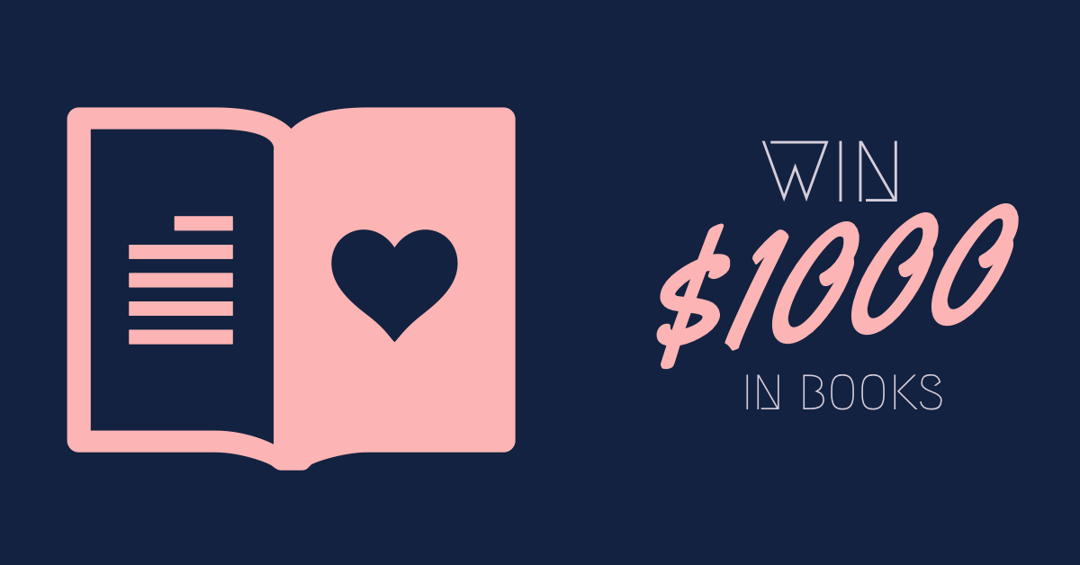 Enter To Win 1000 In Books In This Book Lover S Giveaway Amreading Romance Fantasy Scifi Mystery Book Giveaways Library Humor Book Lovers