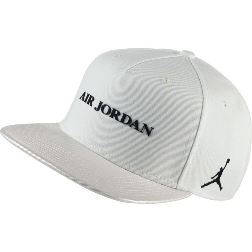 72ea0749bd2 Men Air Jordan Jumpman Pro Aj10 Snapback Adjustable Hat White  Z 894673-121