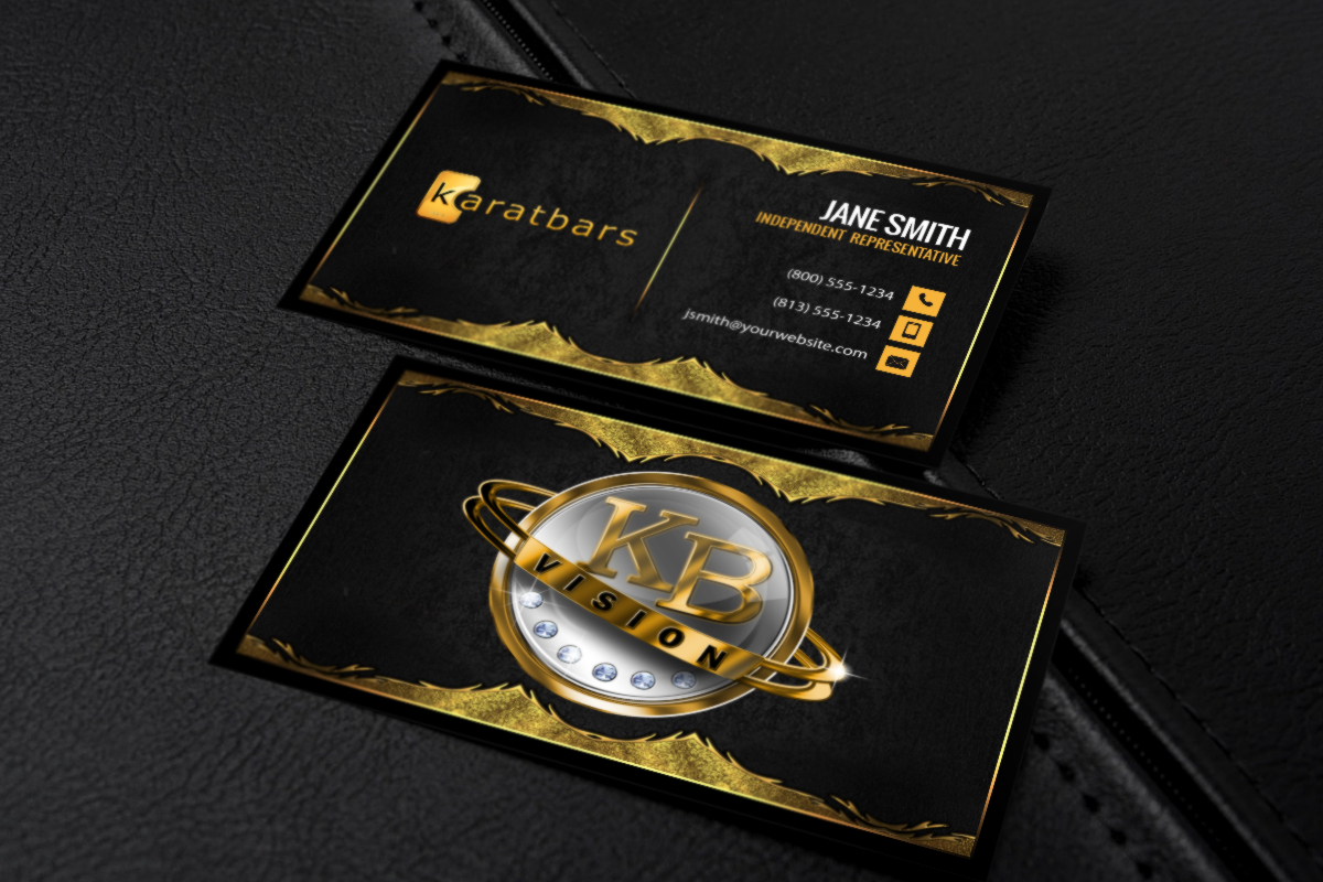 Karatbars Business Cards Free Shipping Karatbars Free Business Cards Unique Business Cards