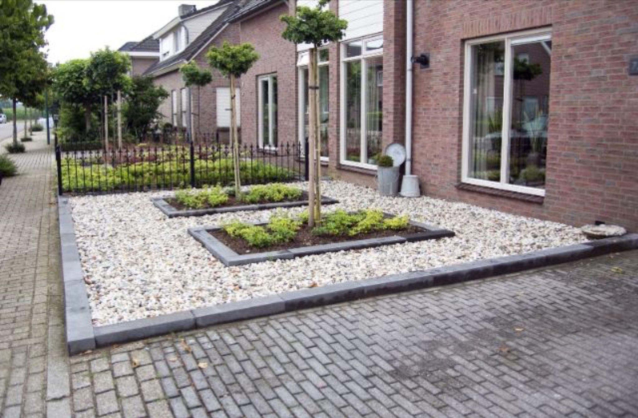Google.nl: voortuin met grind front yard in 2018 pinterest
