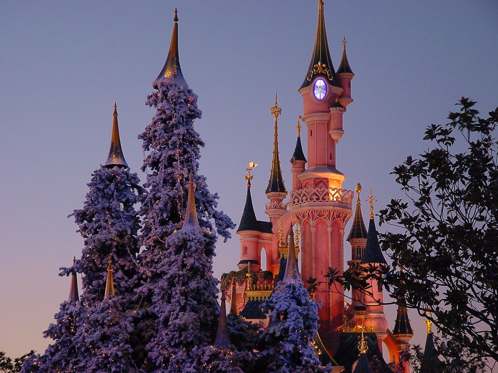 Castle Wallpapers Desktop Wallpapers Disneyland