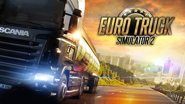game euro truck simulator full version