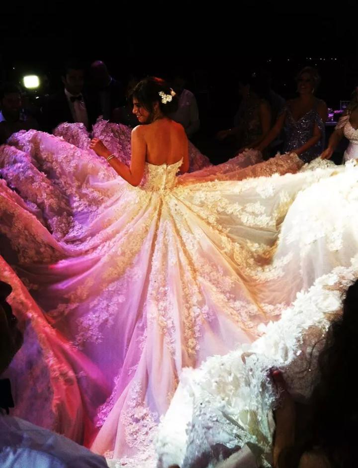 #brides #weddingdresses #happy #cloud