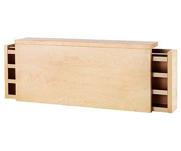 Headboard Storage  Malm Queen Bed Headboard From IKEA 199 Usd | Its Your  Home