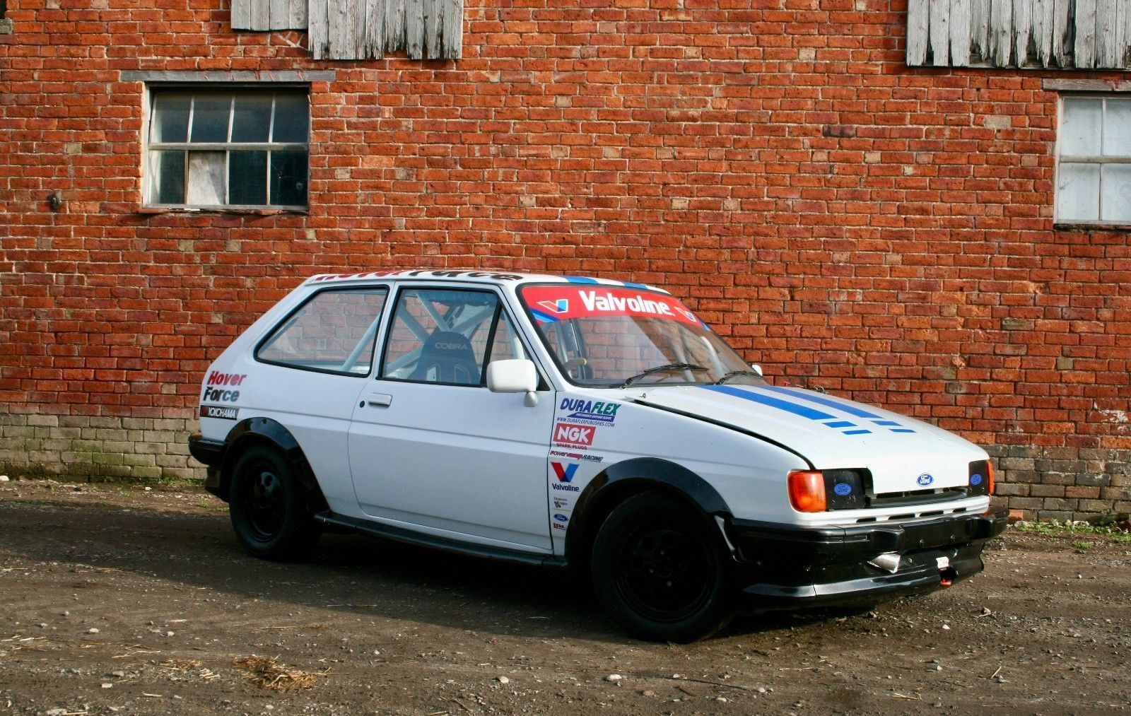 This mk2 ford fiesta xr2 challenge race car - track car is for ...