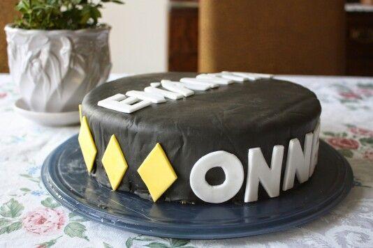 Äitienpäivä kakku