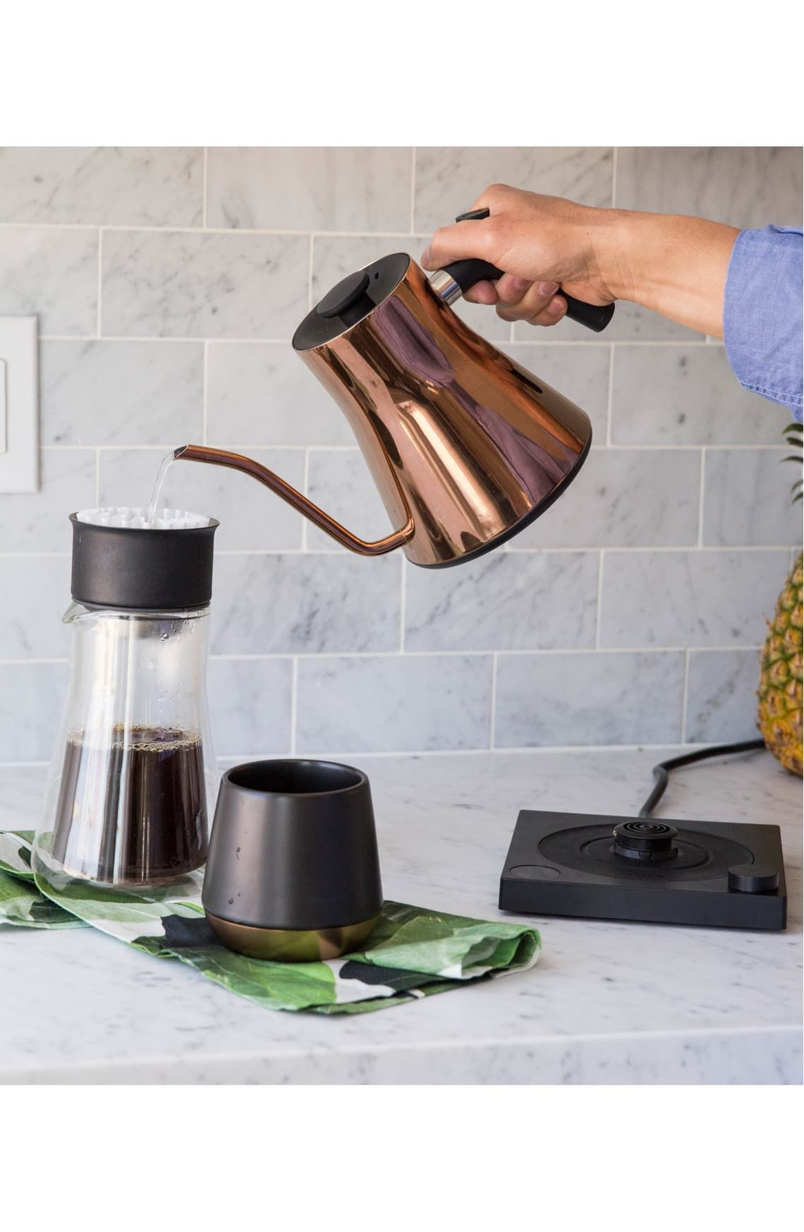 Fellow stagg ekg electric pour over kettle with images