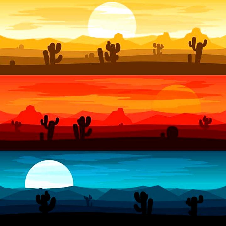 Desert Night Sky High Definition Hd Wallpaper Other Forkyu Com Sky Images Aesthetic Desktop Wallpaper Night Skies