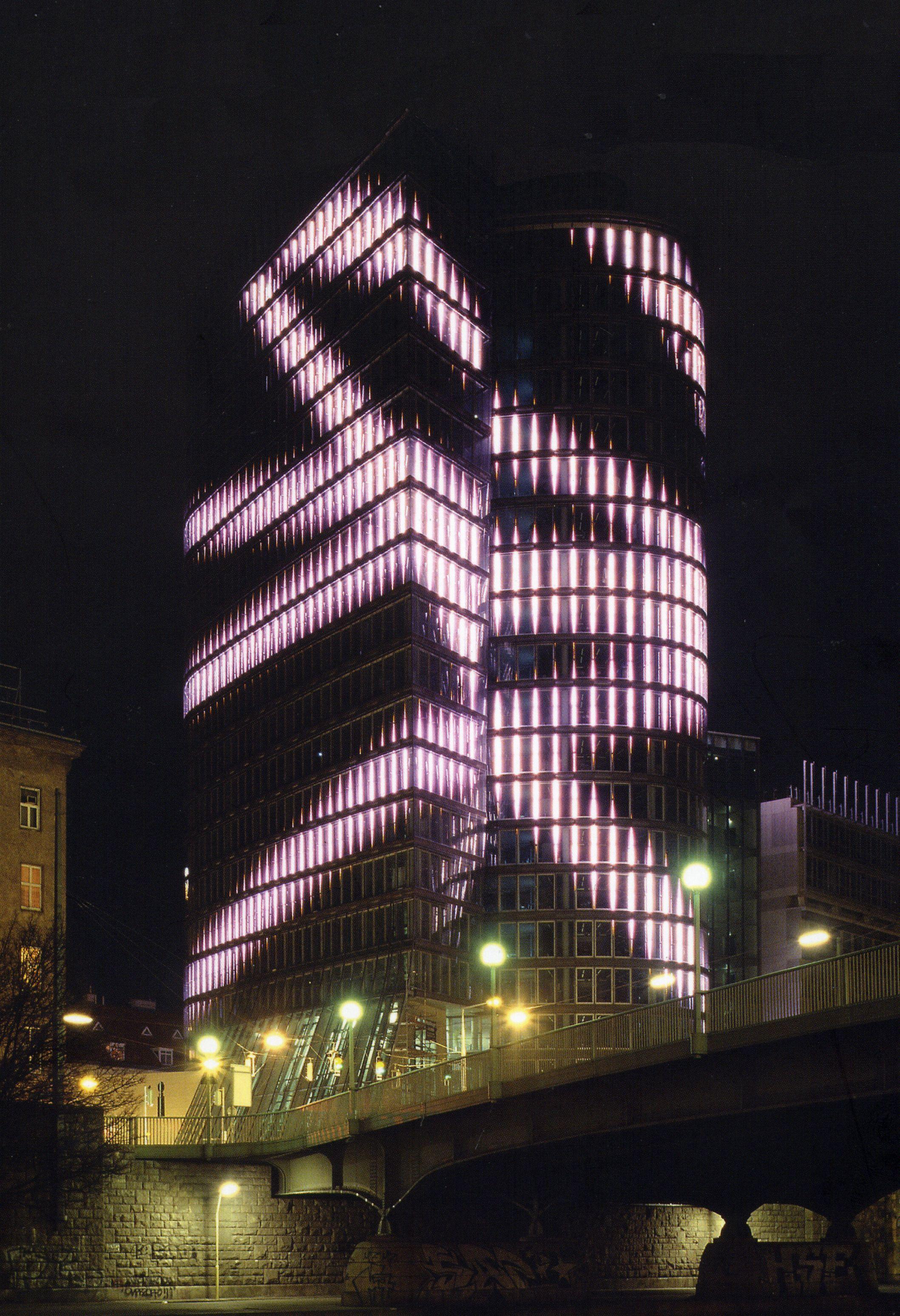 lime lights designs illumatecture led facade building facade lighting