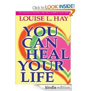 Louise Hay - This is a great book on finding happiness and self-healing.