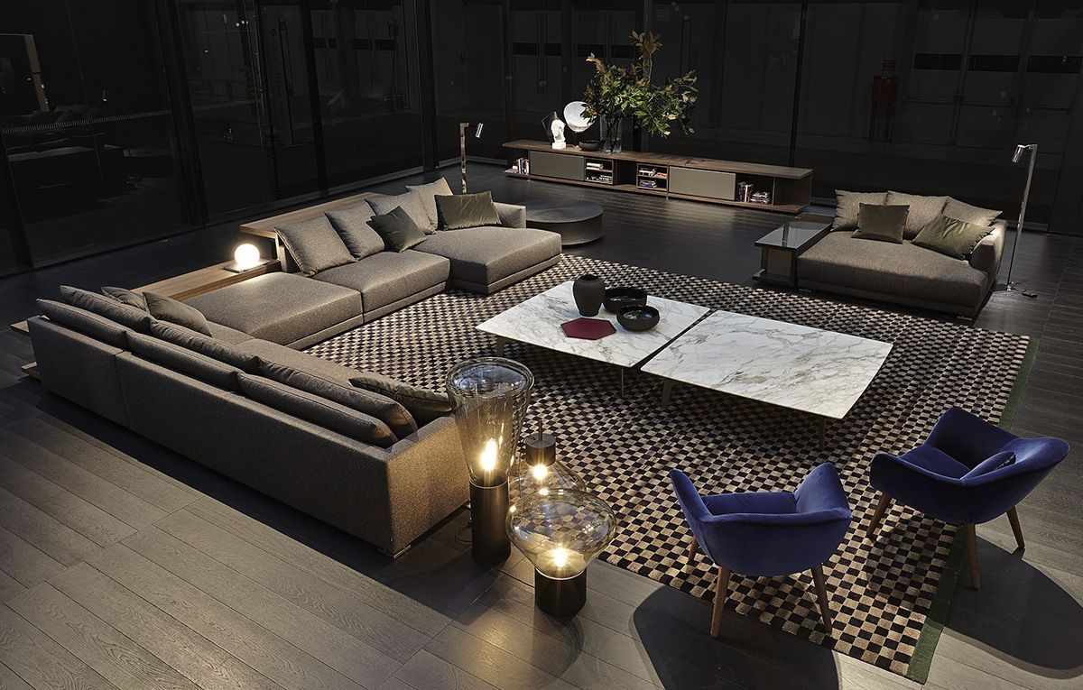 Basement | Living room decor inspiration, Luxury interior ... on D&M Outdoor Living Spaces id=91054