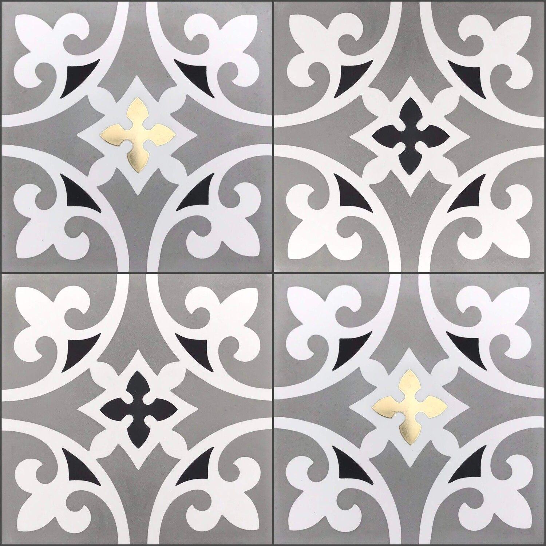 marrakesh brass cement tile tiles