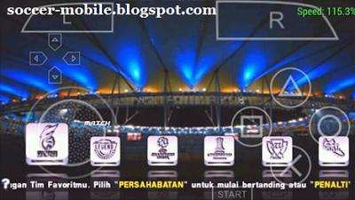 Download Pes Jogress V3 5 New Update For Ppsspp Game Footbal Games