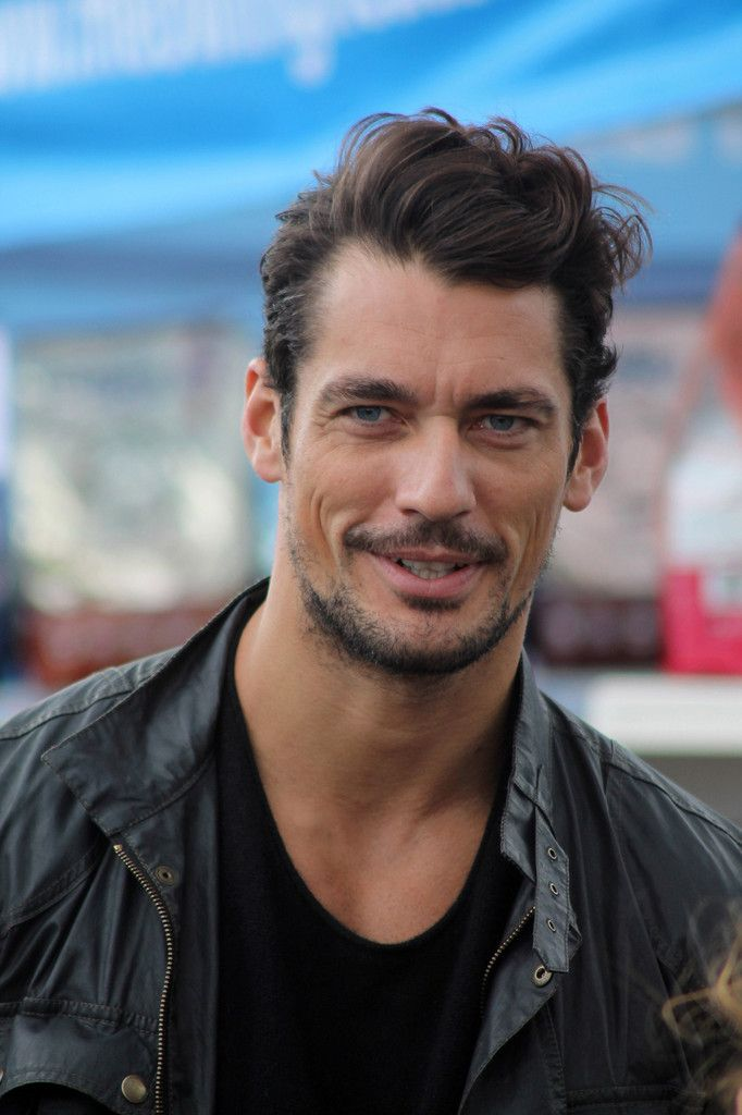 David Gandy Attends Pup Aid Annual Charity September 7 2013