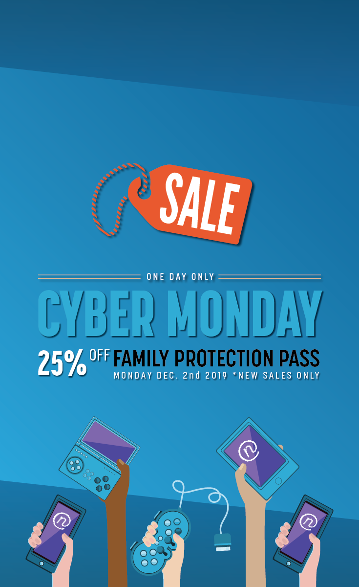 Internet Safety Tool For Kids Cyber Monday Flash Sale 25 Off Internet Safety For Kids Internet Safety Protect Family