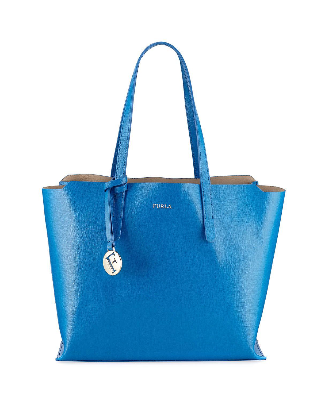 75120943b616 FURLA SALLY MEDIUM SAFFIANO TOTE BAG.  furla  bags  leather  hand bags  tote