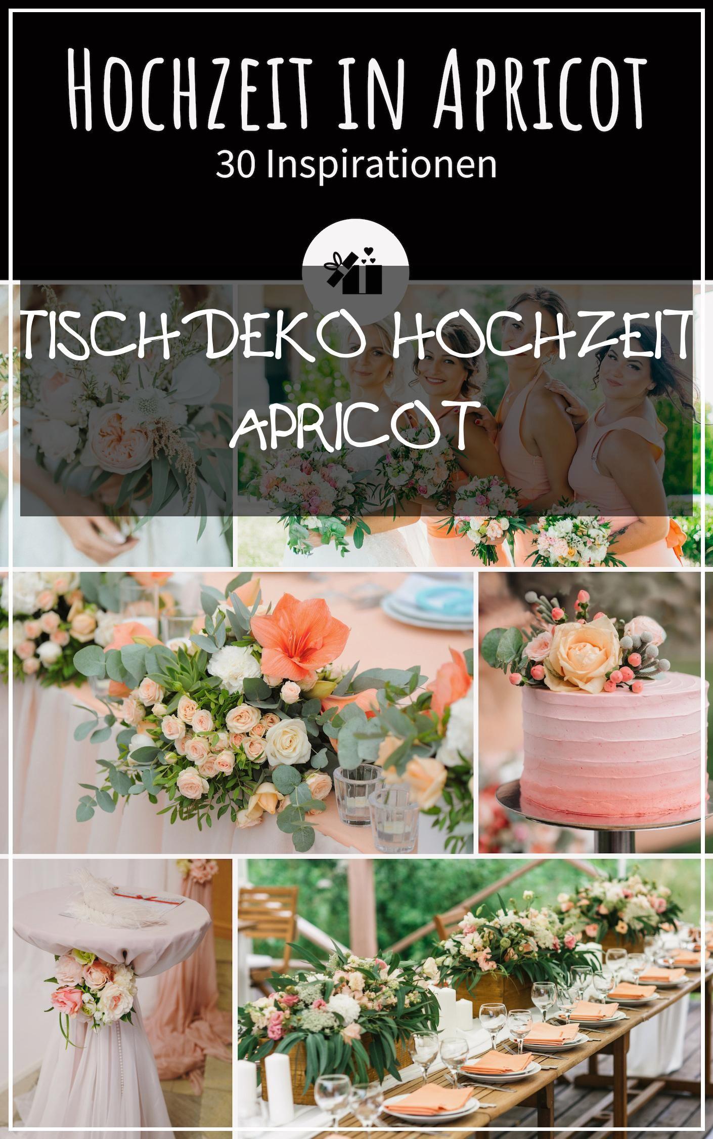 Top 15 Tischdeko Hochzeit Apricot Di 2020