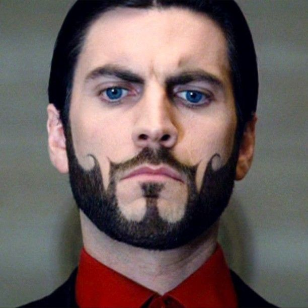 Seneca Crane. I hate that he was involved with the Capitol because ...
