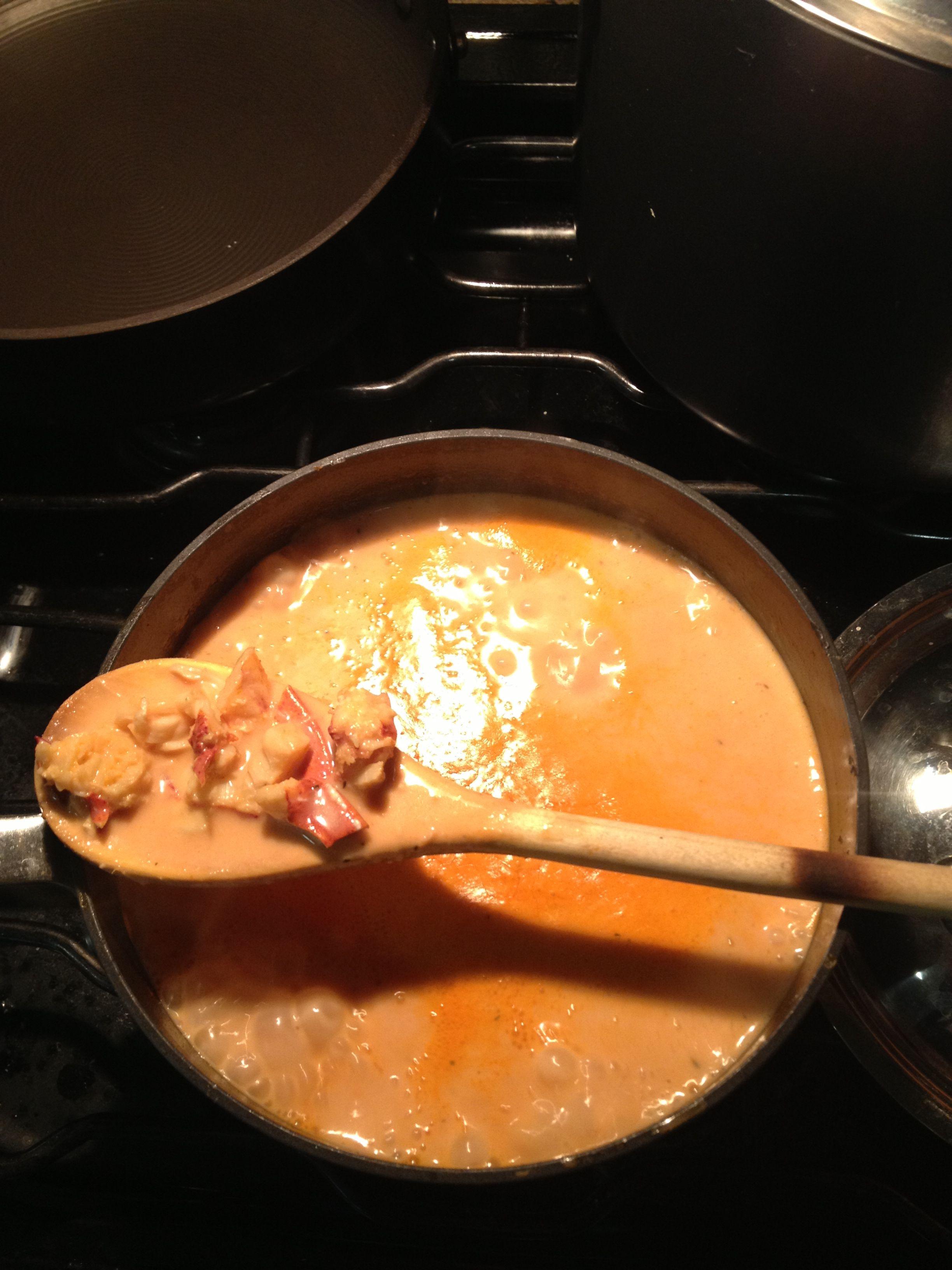 lobster meat yield